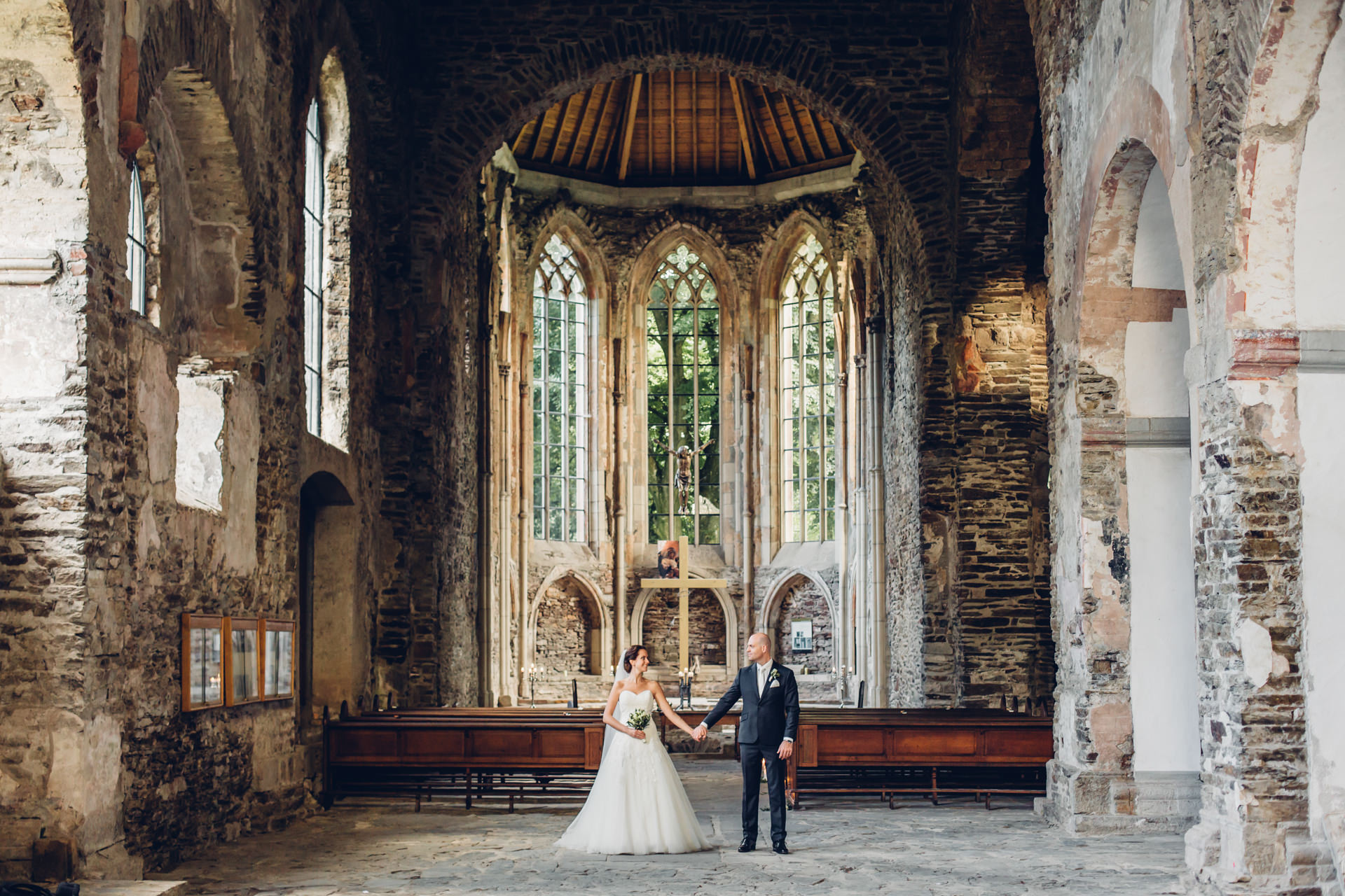 Neuwied Abtei Hochzeit