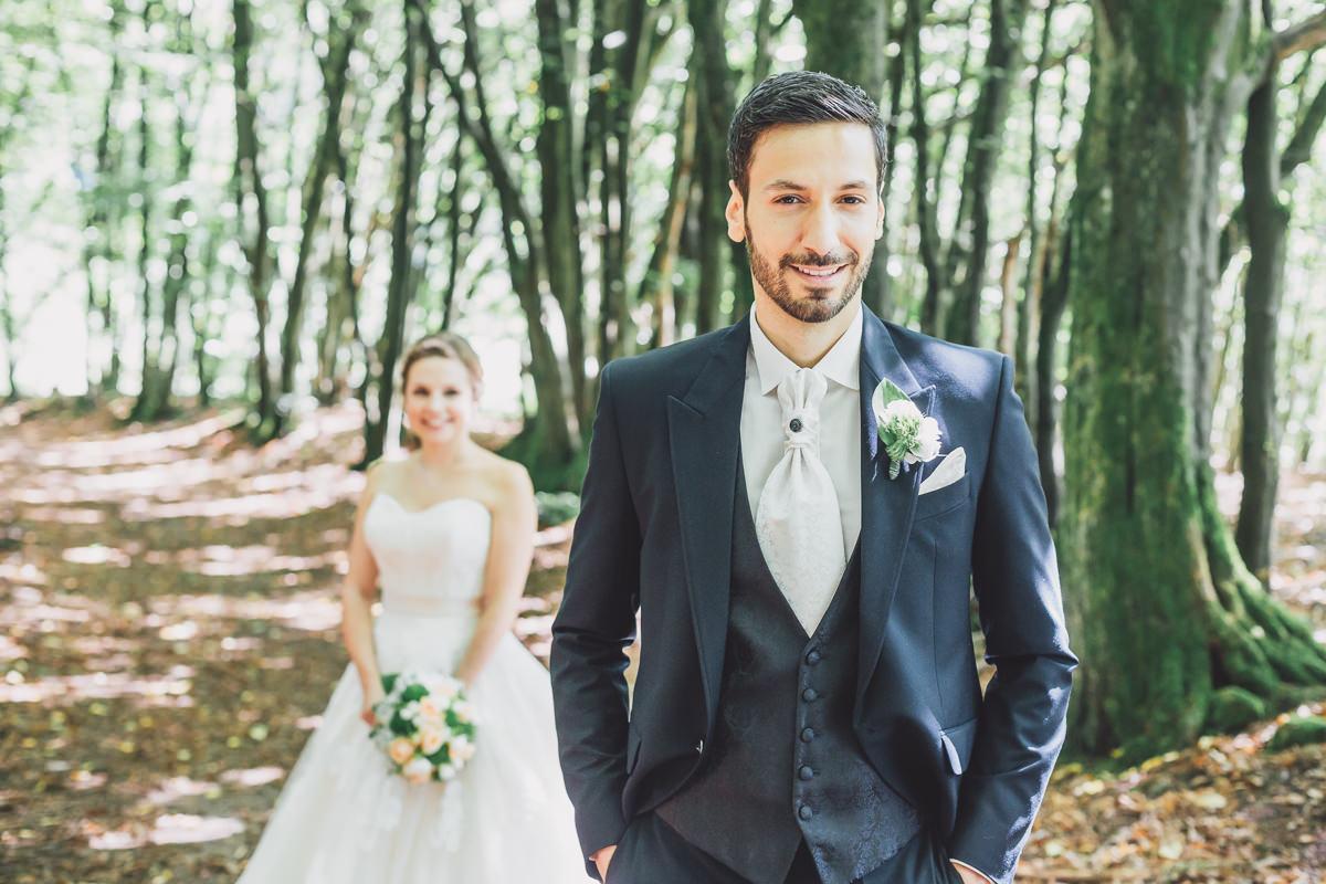Brautpaarfotos Spessart