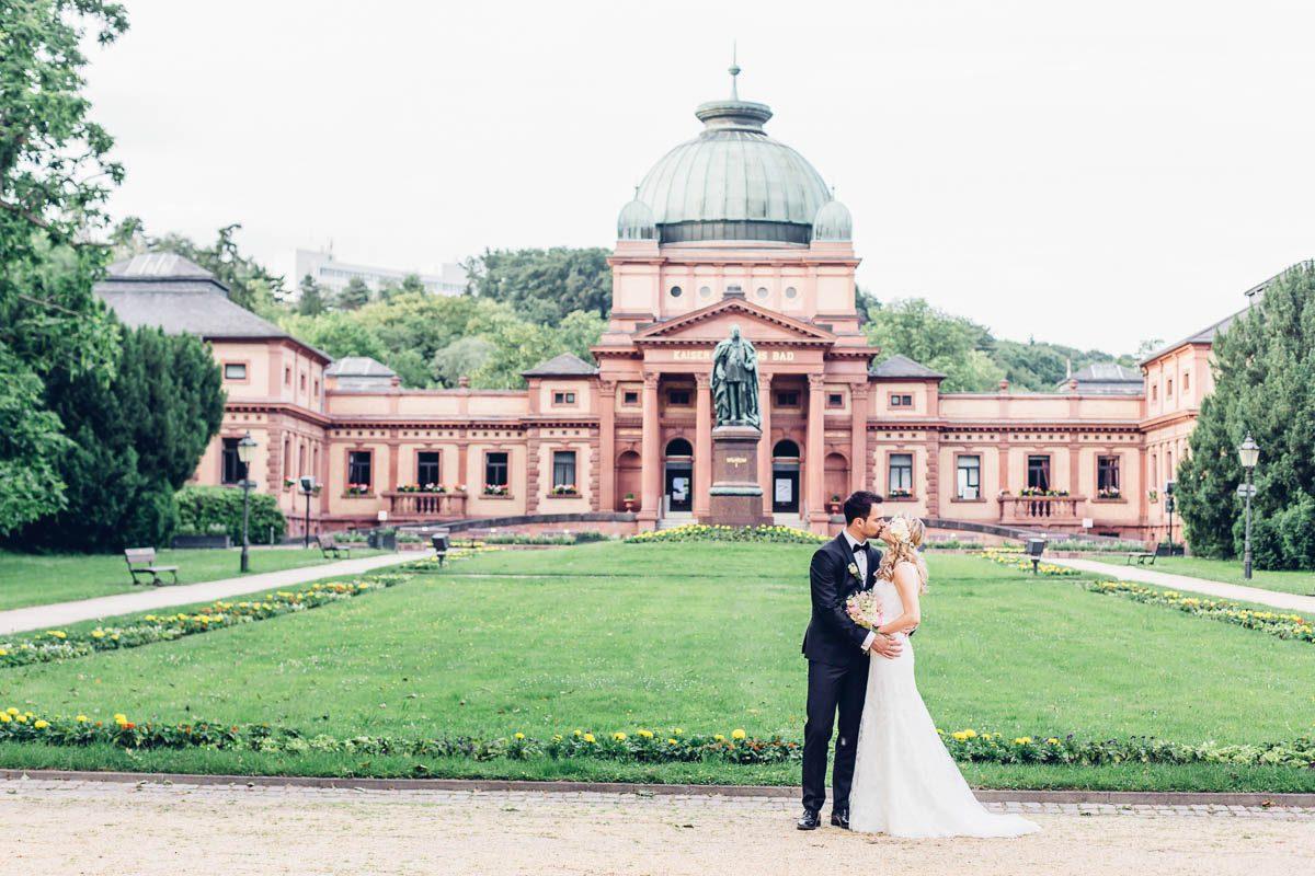 Hochzeit Kurhaus Bad Homburg