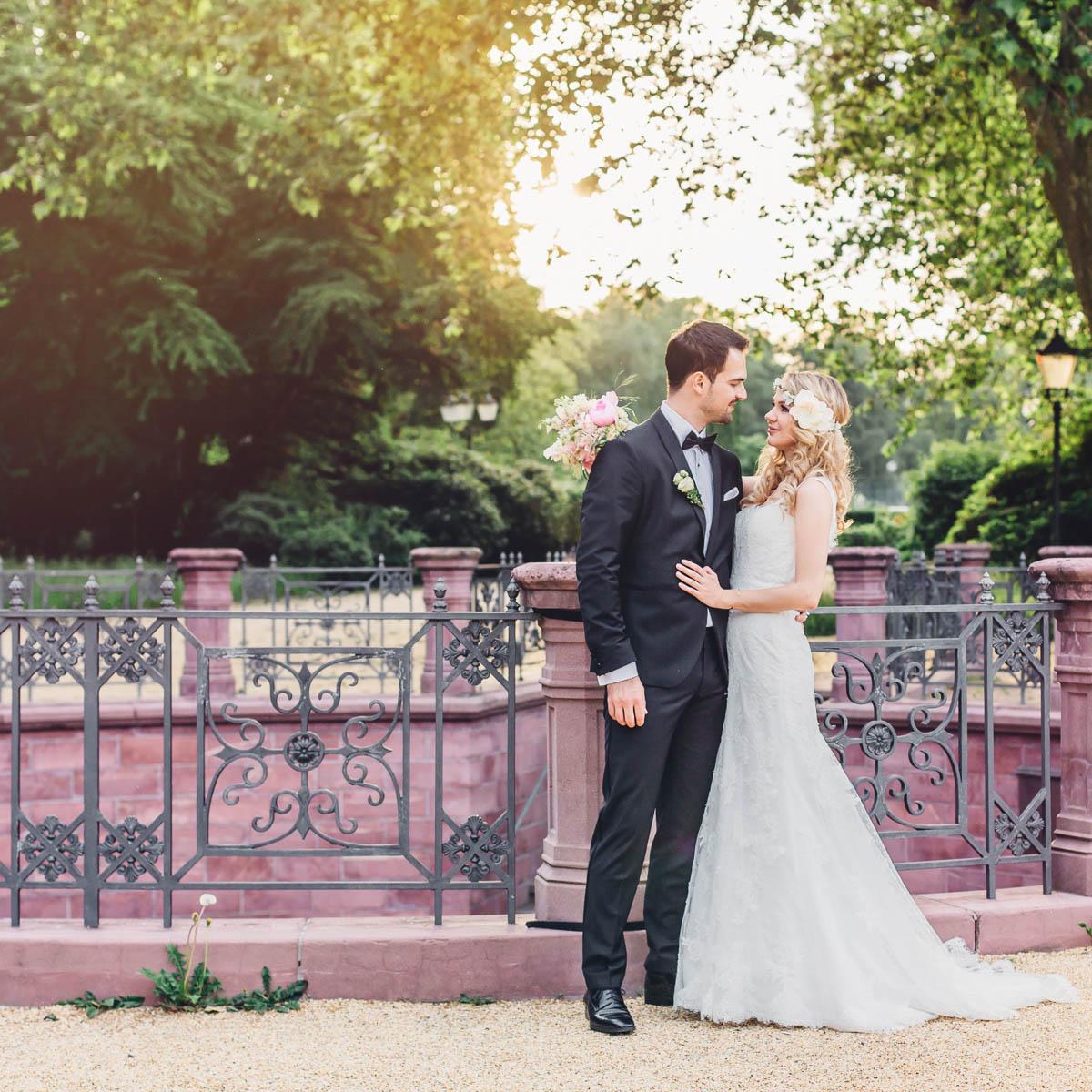Hochzeit Bad Homburger Kurpark