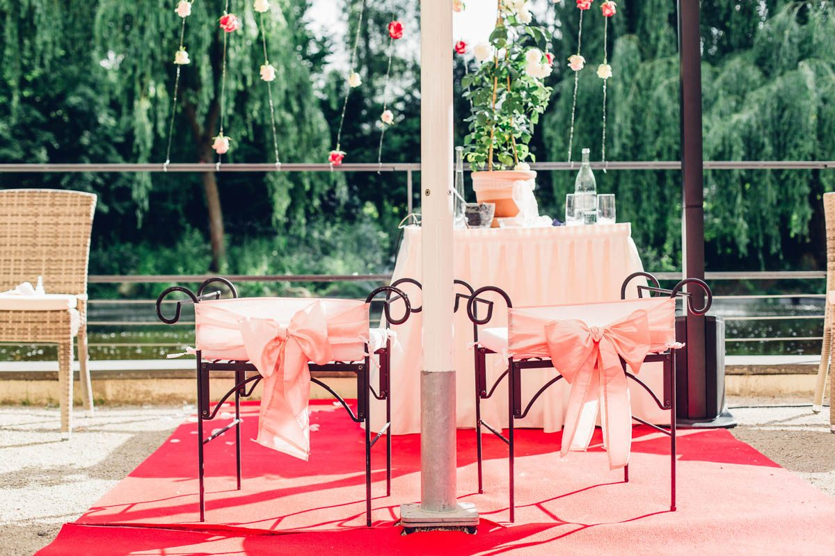 Hochzeitsdetail