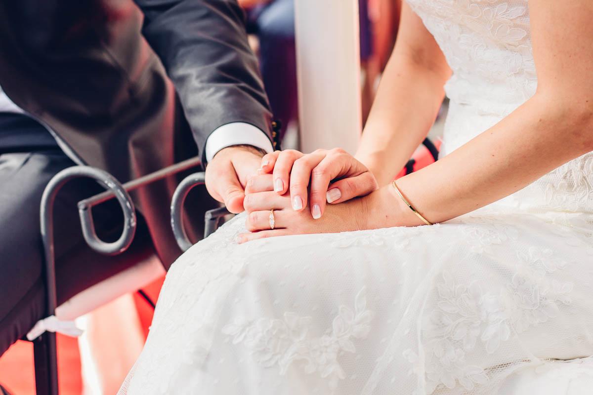Detail Hochzeit