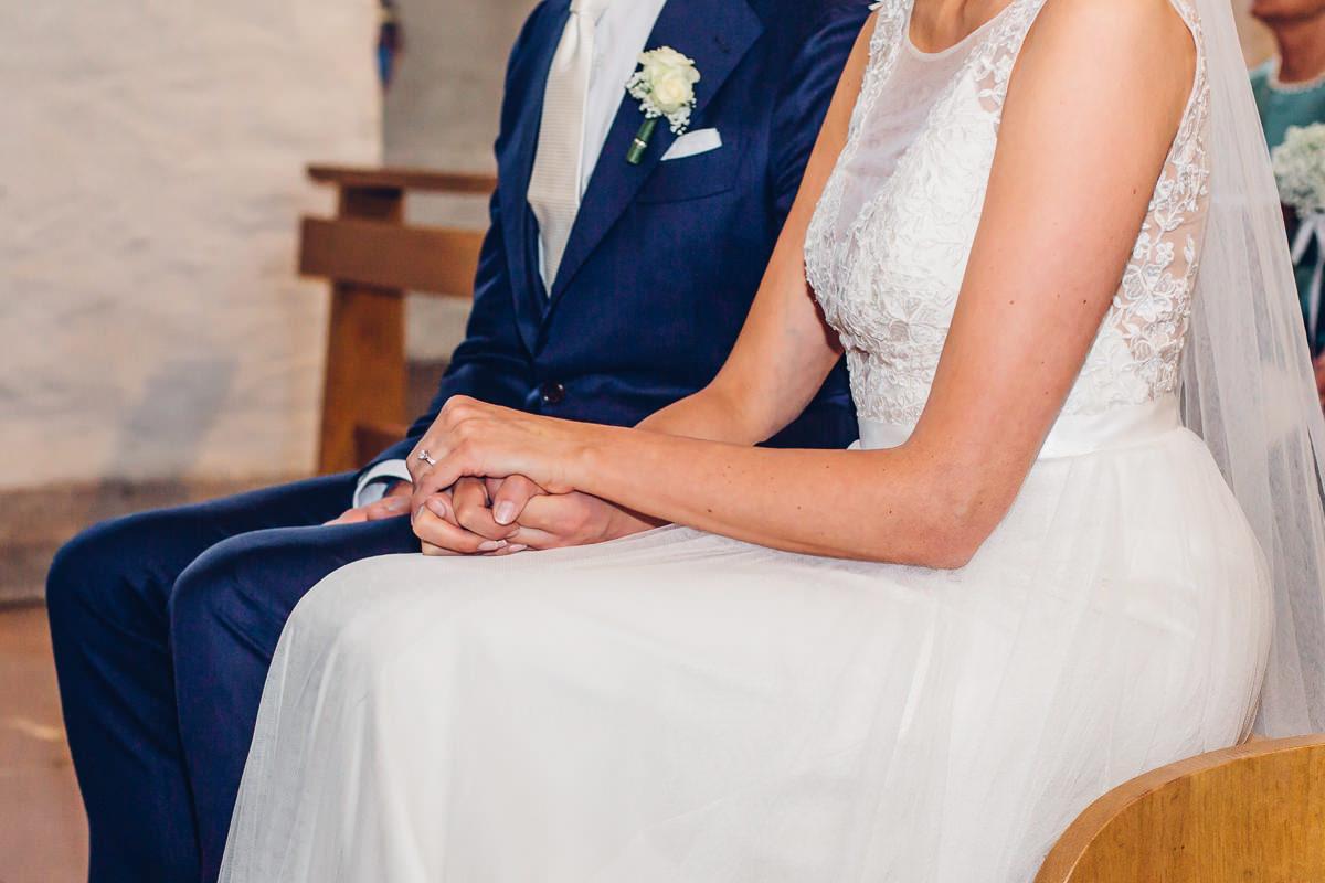 Emotionale Hochzeitsfotos