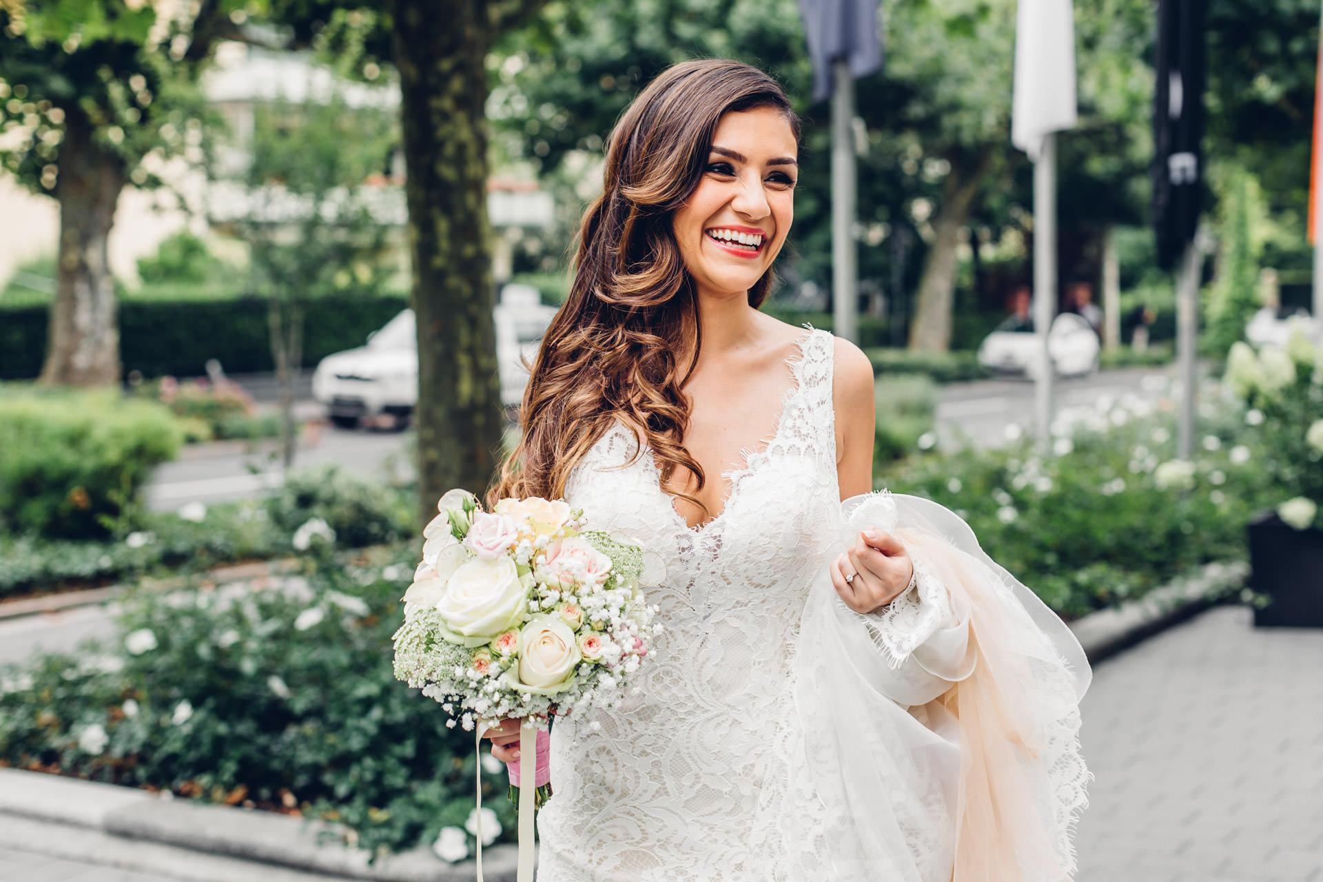 First Look Braut