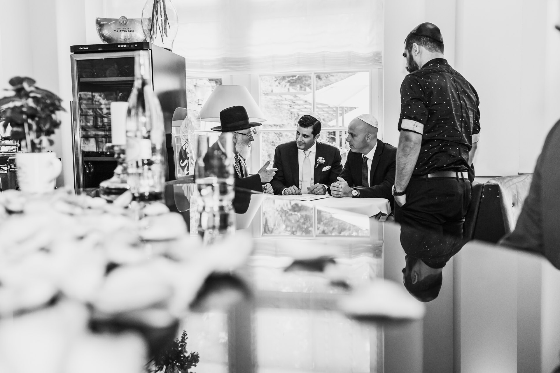 Jüdische Hochzeit Vertrag