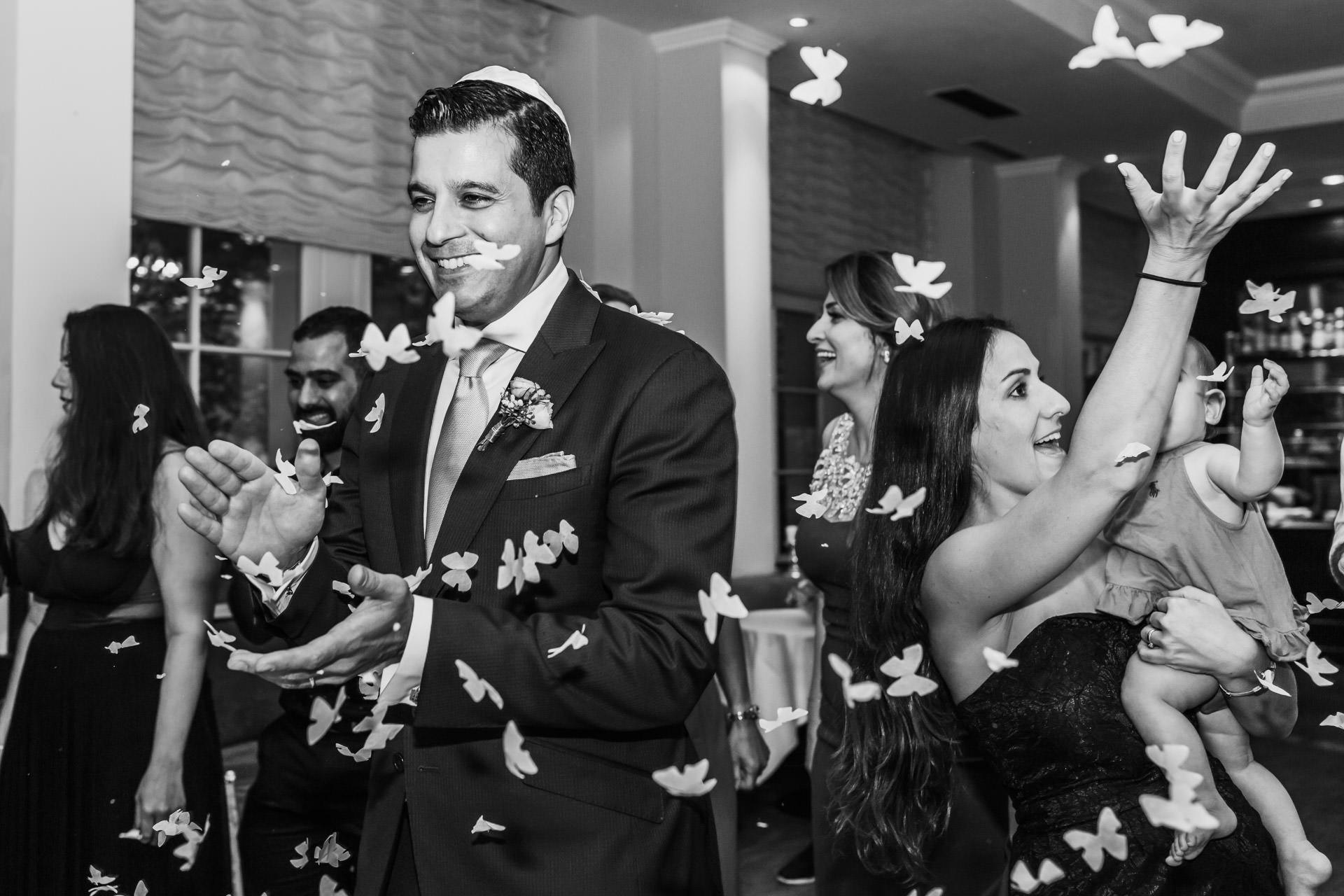 Jüdische Hochzeit