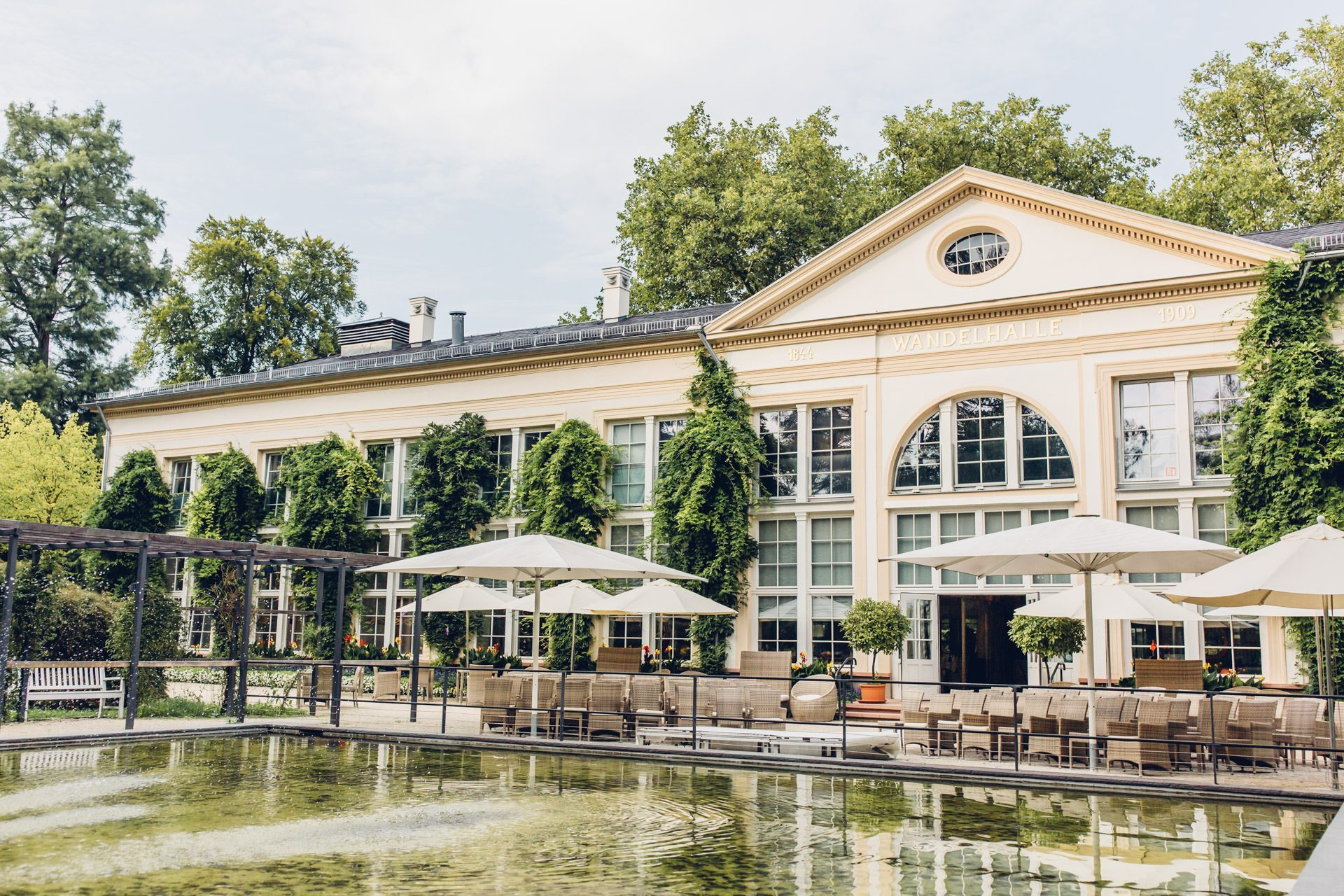 Orangerie Bad Homburg