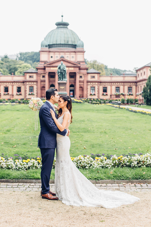 Heiraten im kaiser Wilhelms Bad
