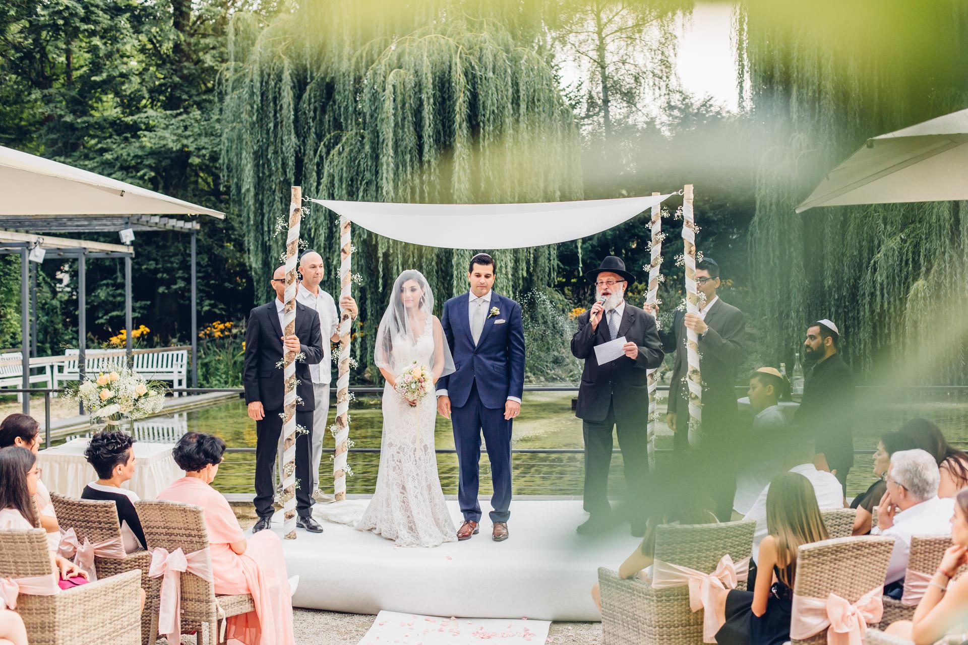 Heiraten im Kurpark Bad Homburg