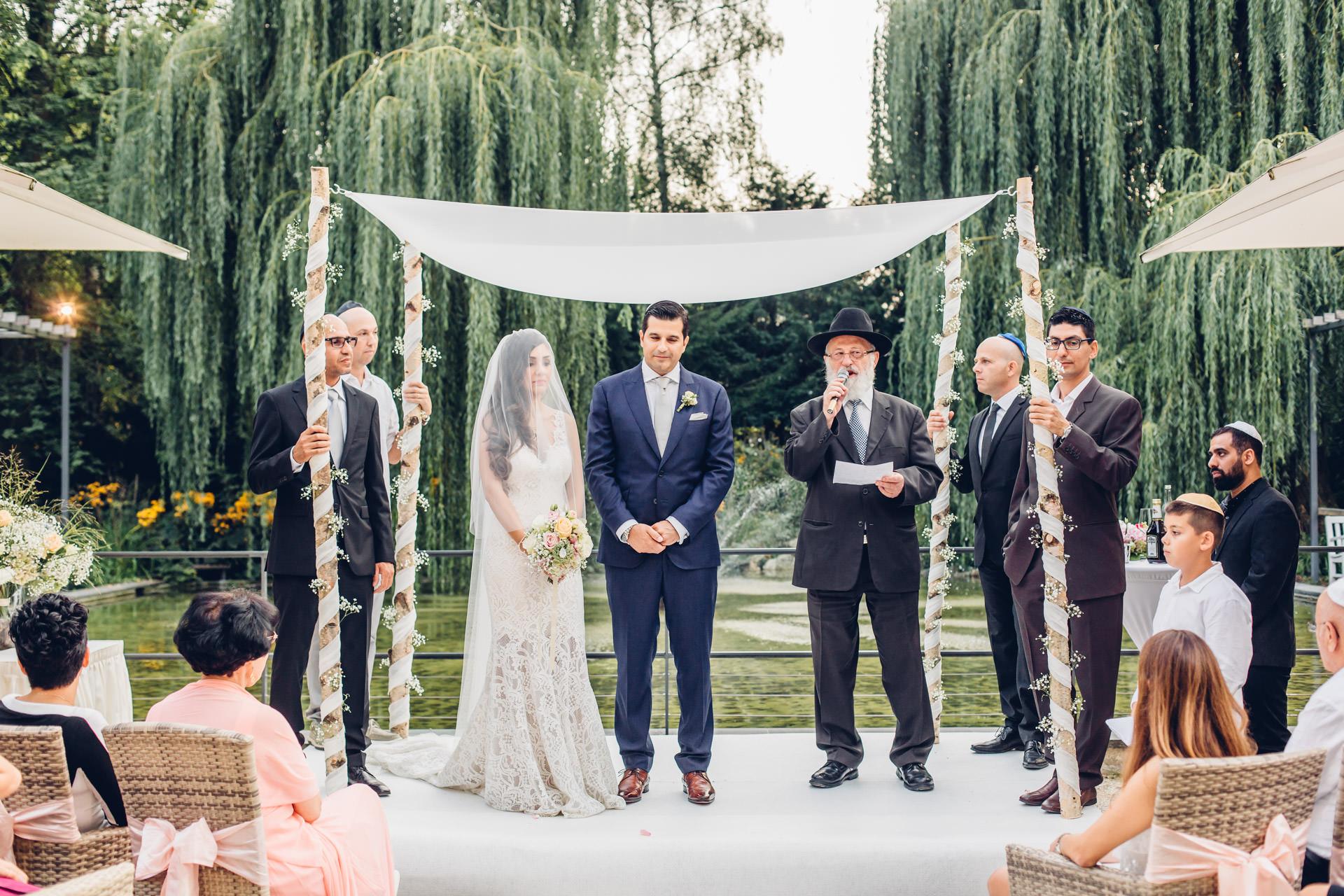 Chuppa Jüdische Hochzeit
