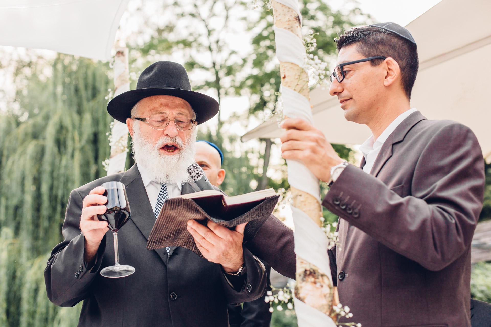 Jüdisch heiraten