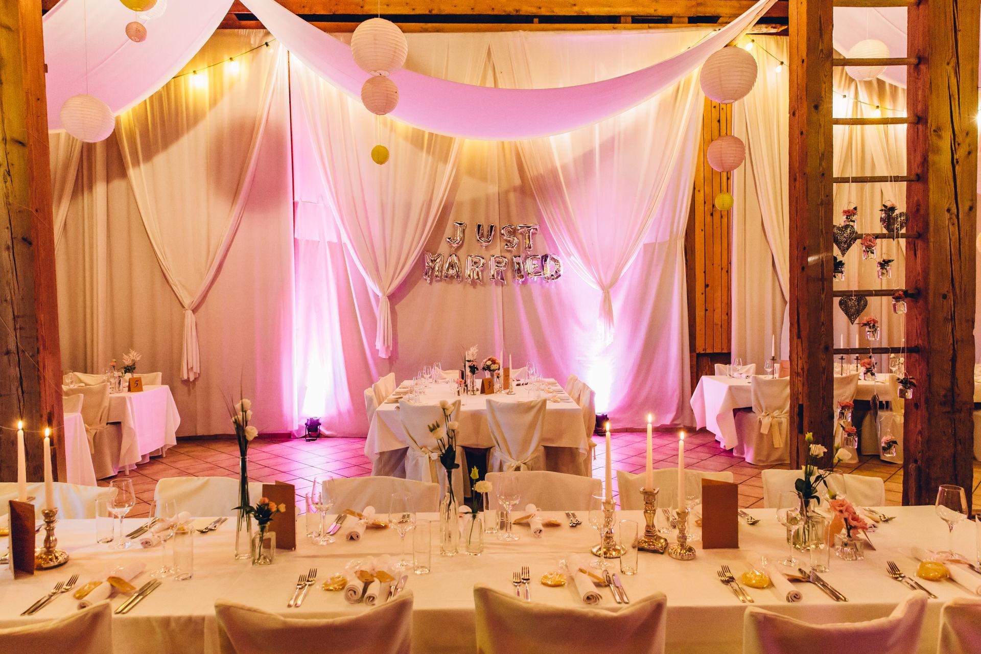 Heiraten im Weingewölbe San Martin in Bermersheim
