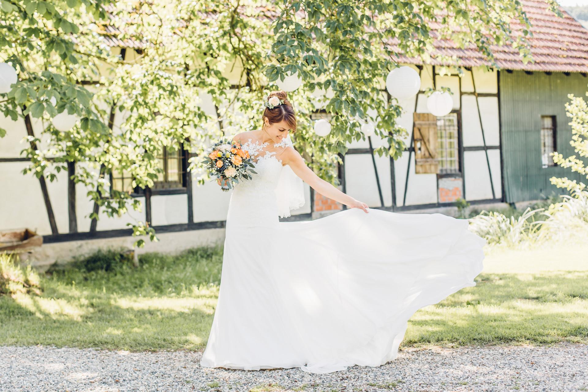 Heiraten auf den Steinbachhof