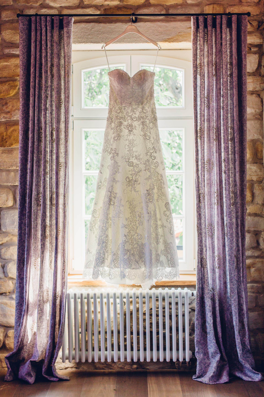 Hochzeitskleid Suite Kallstadt Weingut am Nil