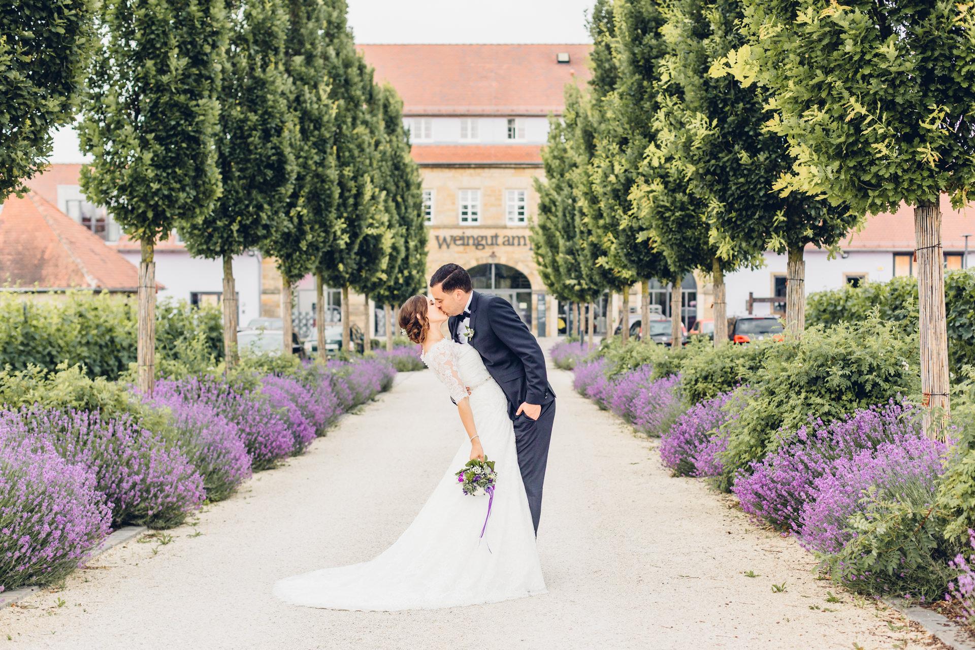 Heiraten im Weingut am Nil in Kallstadt