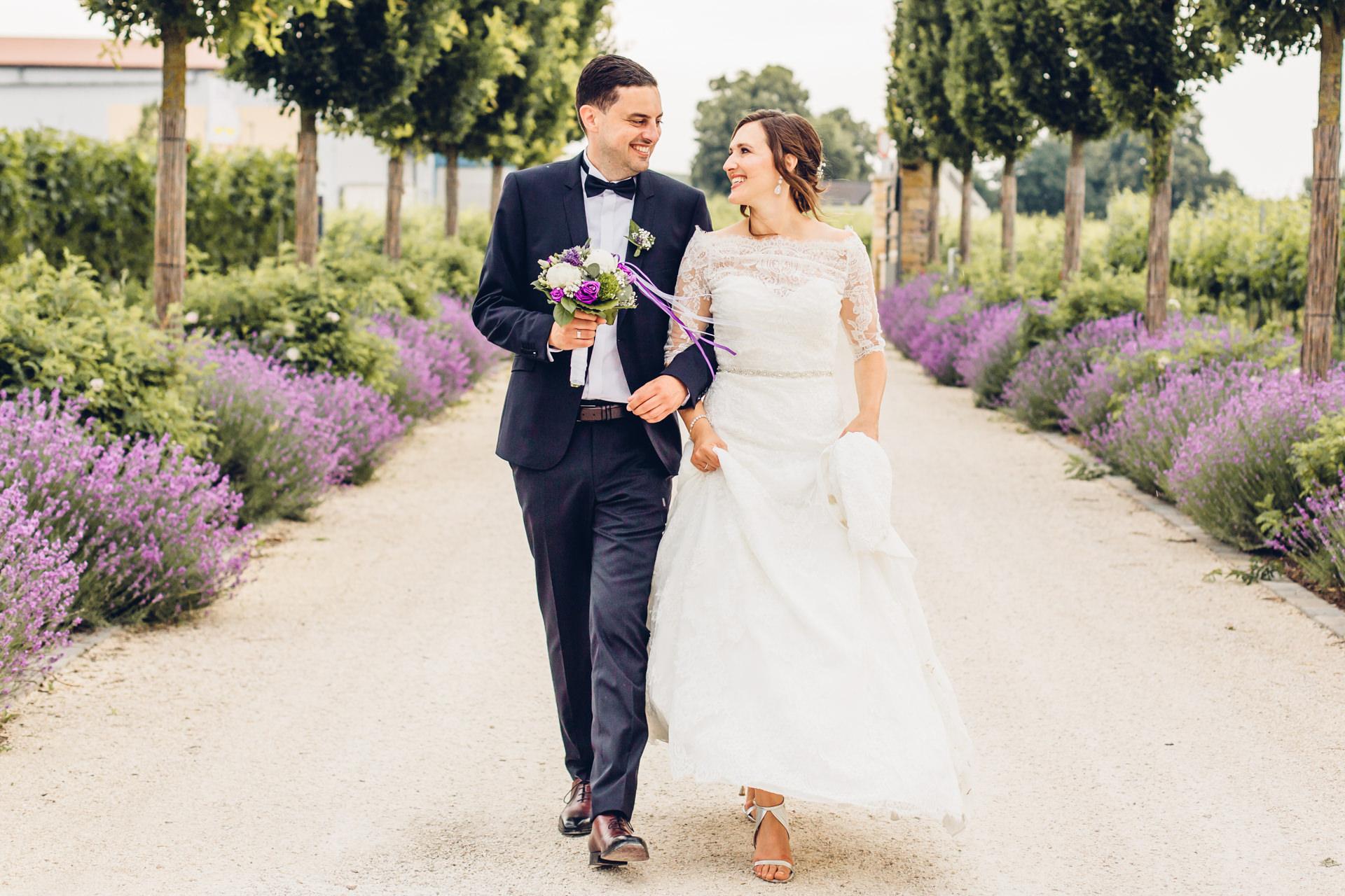 Hochzeit im Weingut am Nil in Kallstadt, Rheinland Pfalz