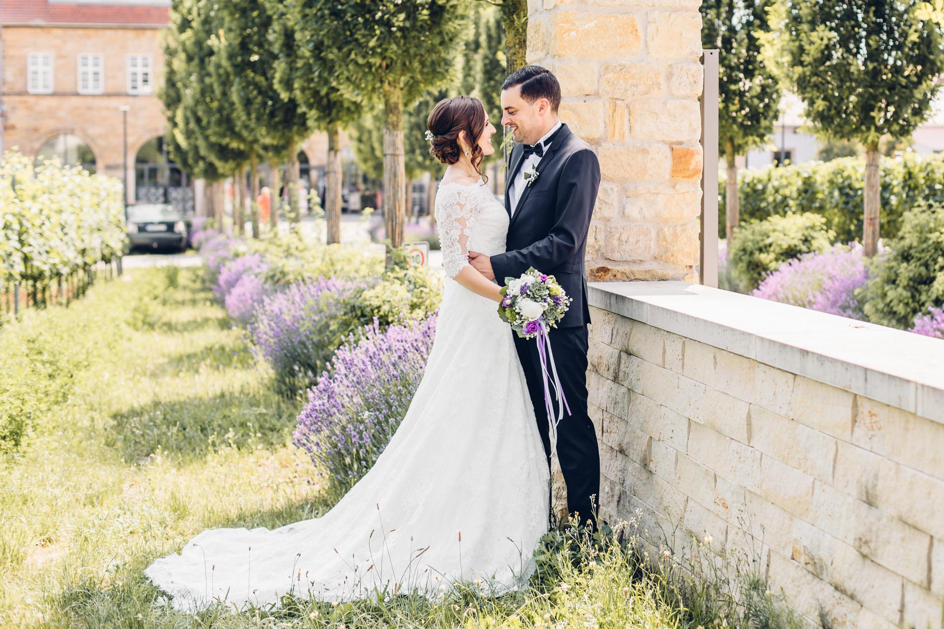 Hochzeit Weingut am Nil Pfalz Kallstadt