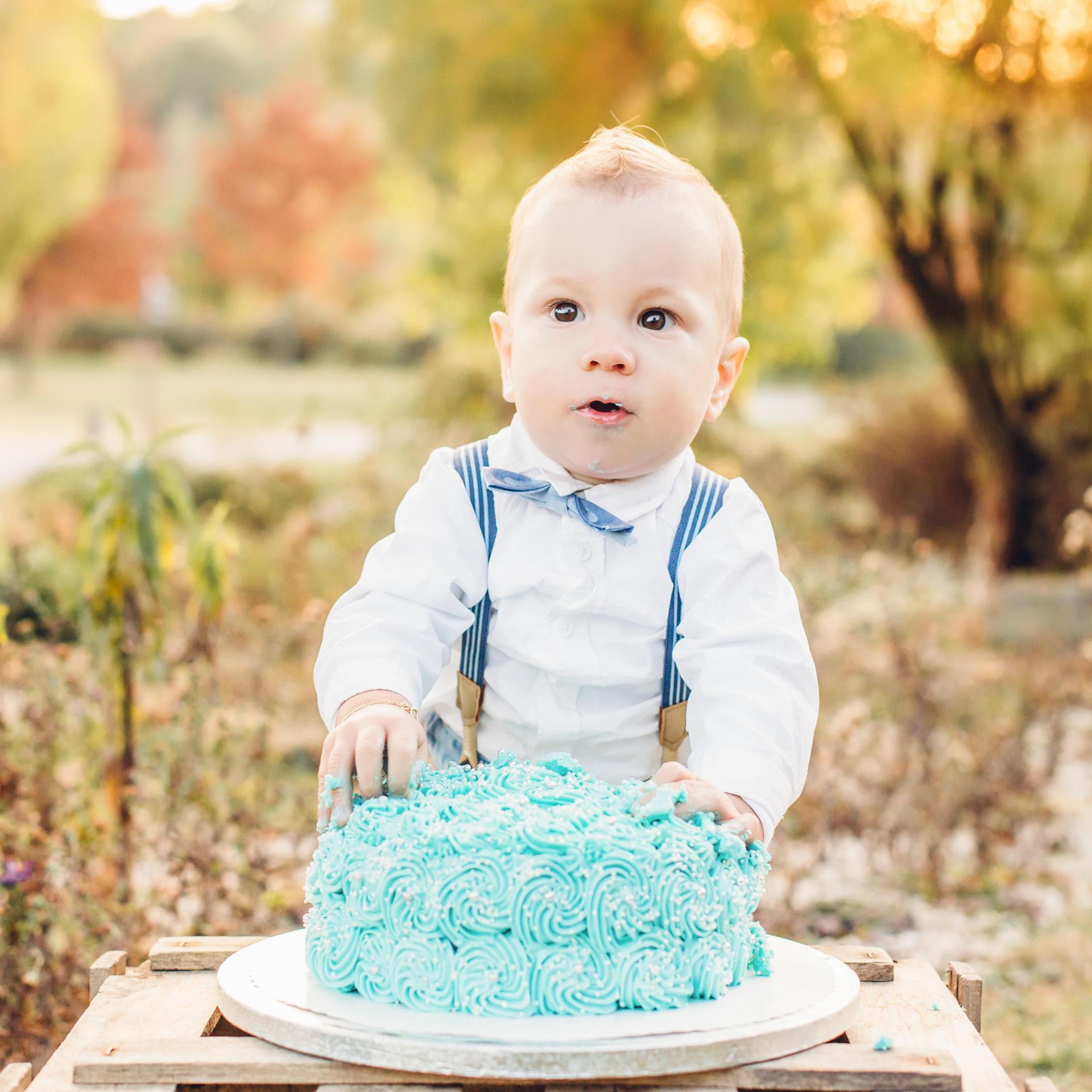 Cake Smash Fotoshooting Fotograf Mainz