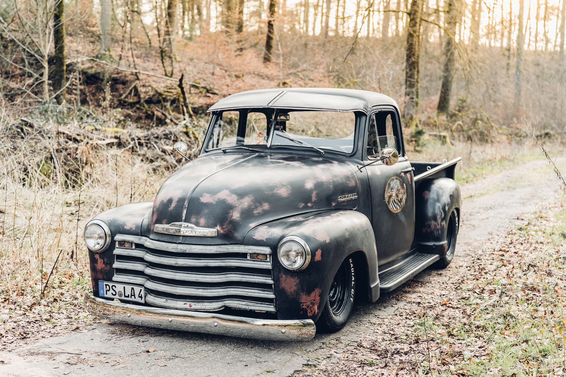 Chevrolet Pickup Rat Rod