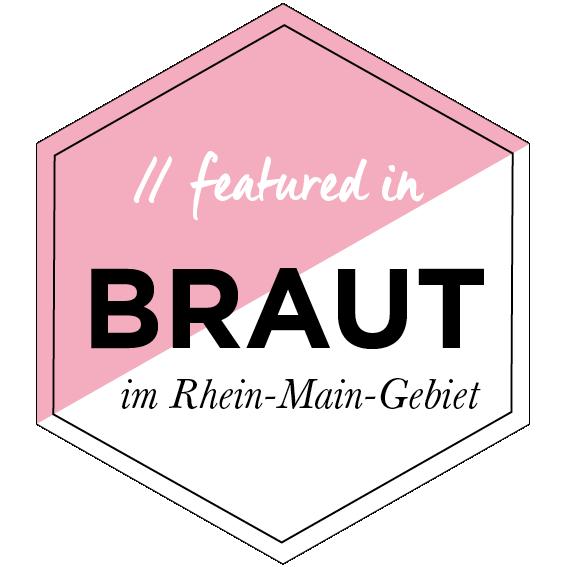 meine arbeit wurde im www.brautinrheinmain.de Brautmagazin veröffentlicht.