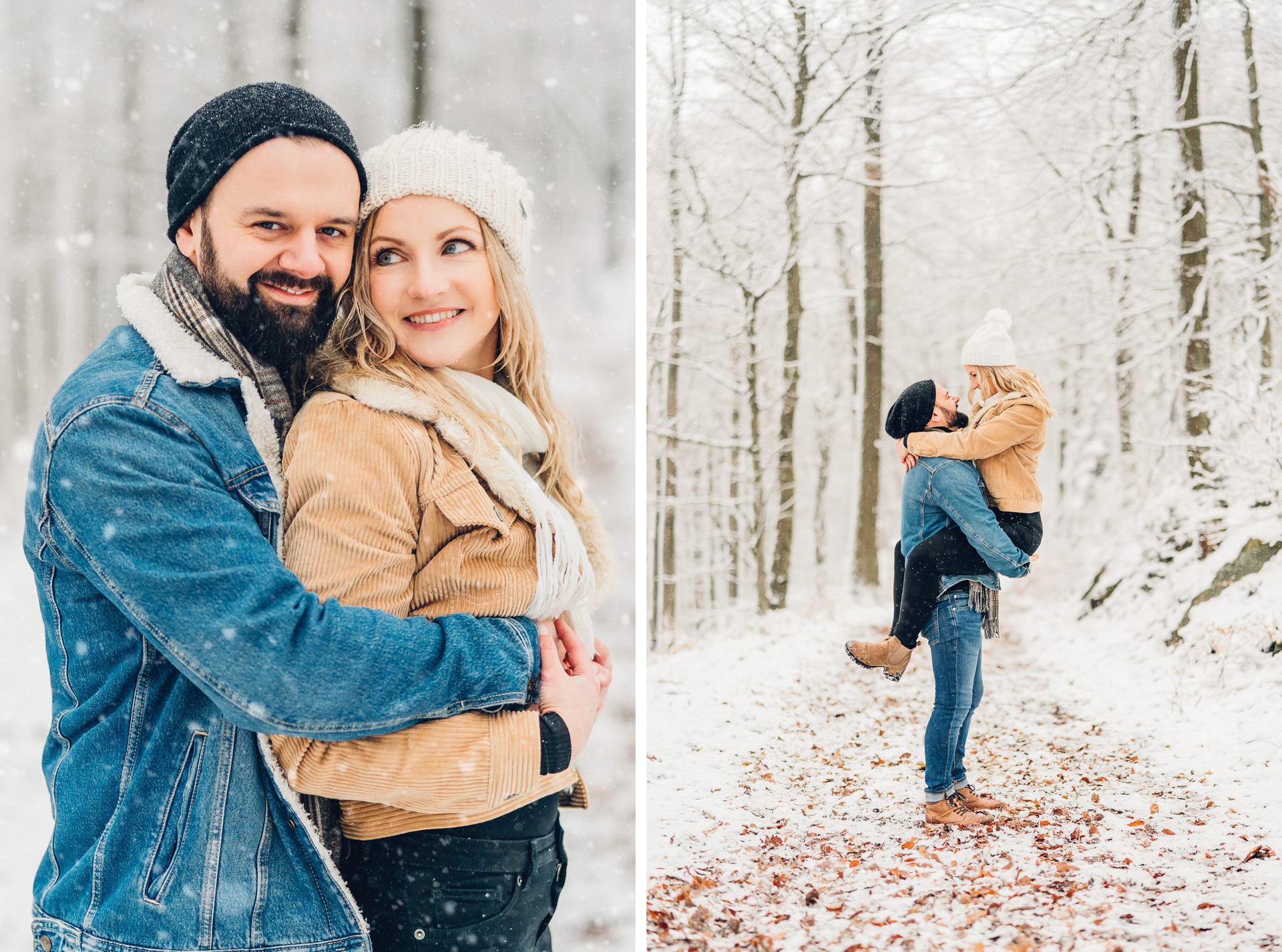 Schnee Fotografie, Schneefotos, Schneeshooting, Schneeportraits